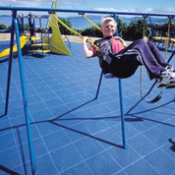 <p>Play Matta&trade; Rebound&trade; range provides an alternative range of EPDM Rubber and Synthetic turf options. Play Matta&trade; Rebound&trade; Systems are easily altered to change the safety surface shape and can be used in conjunction with other Play Matta interlocking tiles.</p>