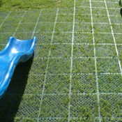 <p>Play Matta&trade; Safety&trade; Systems are designed to provide compliant impact protection for playgrounds, recreational facilities and other areas where grass retention is also important</p>